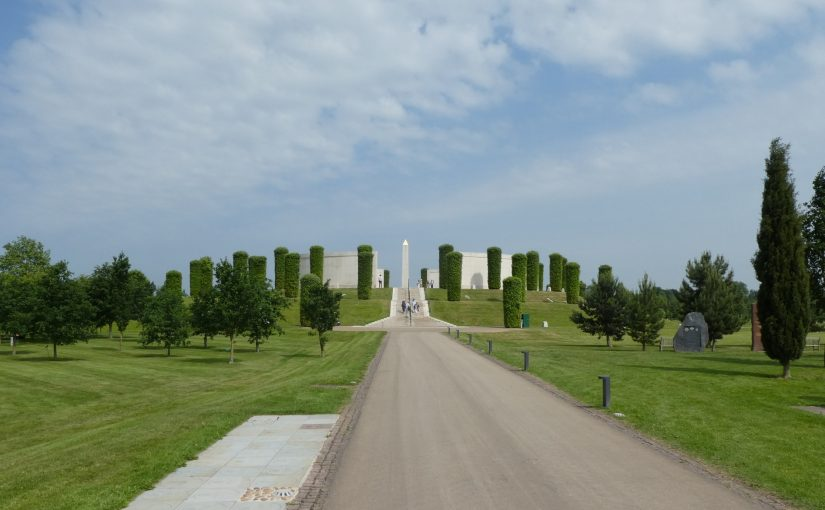 National Memorial Arboretum part 1