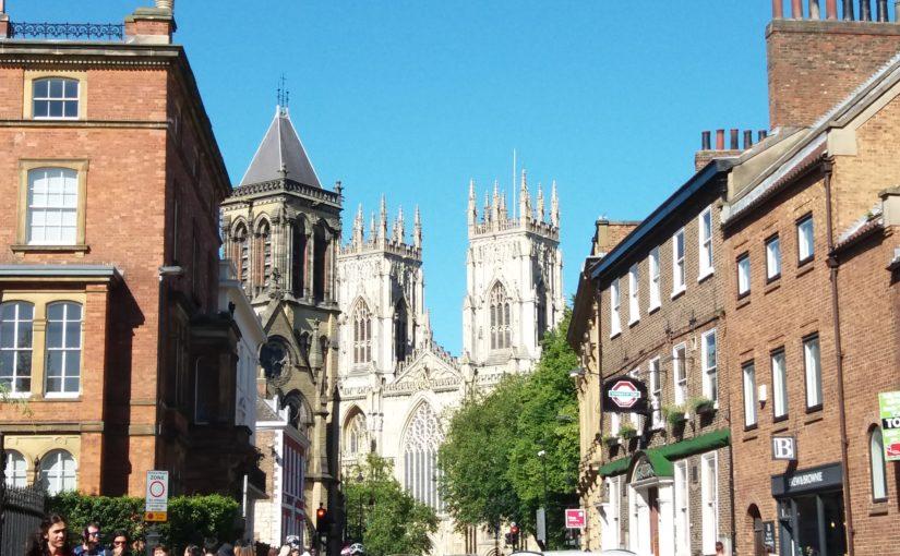 Overwhelmed by York
