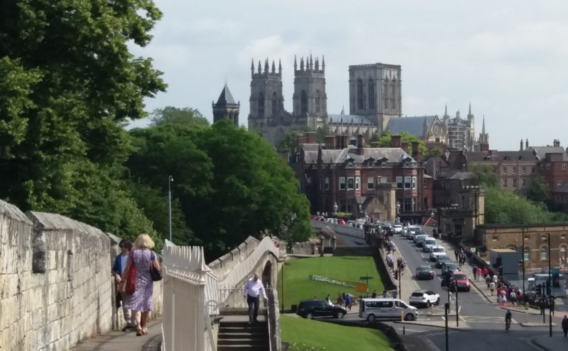 A few more days in York