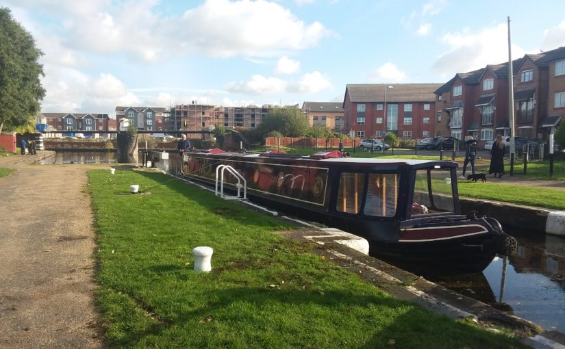 From Litherland to the Stanley Lock Flight