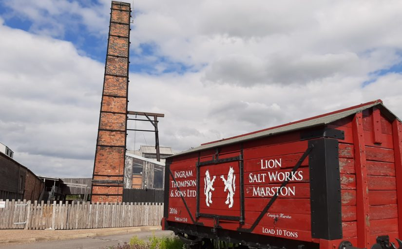 The Lion Salt Works