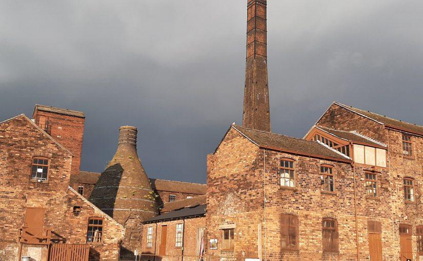 Pottering around Stoke