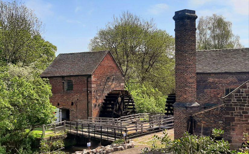 Cheddleton Flint Mill
